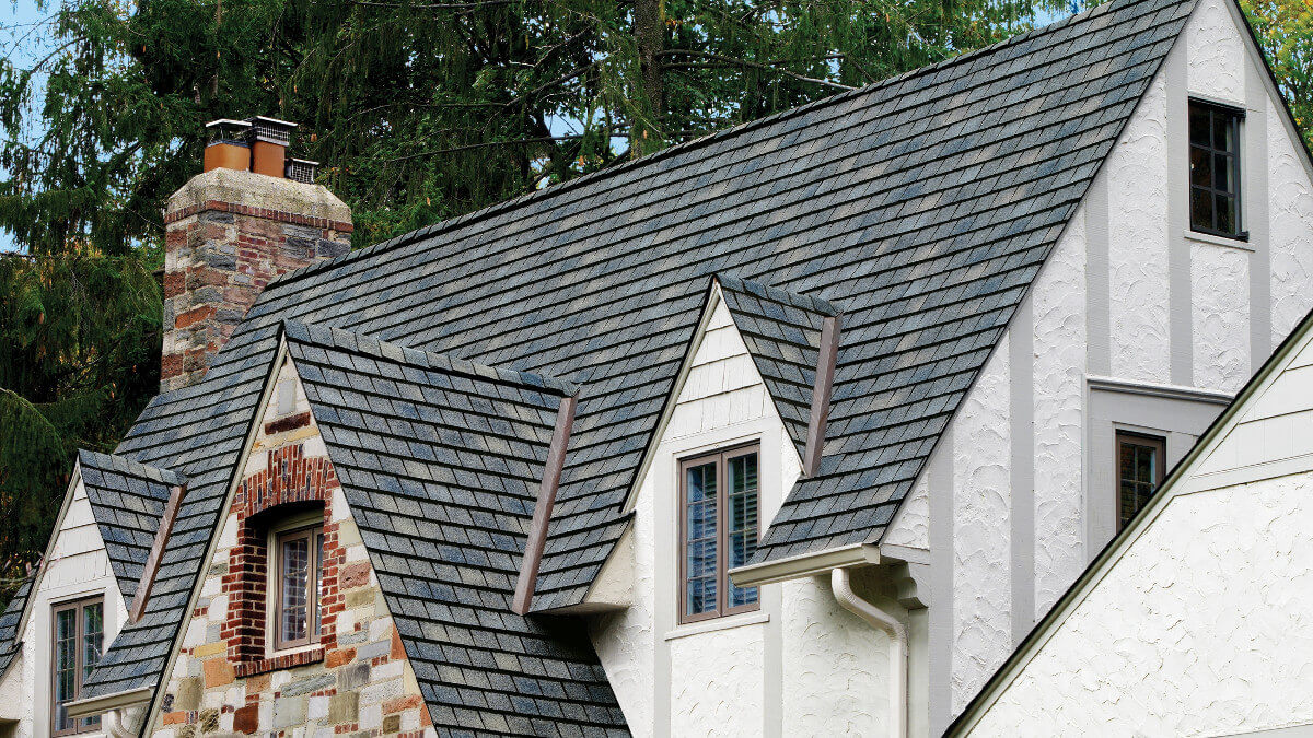Light Black Roofing